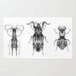 Entomologic Bones Rug