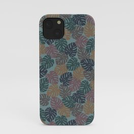 autumn 01 by FeSendra iPhone Case