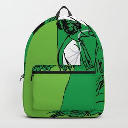 The Giving Tree or The Taking Human Backpack