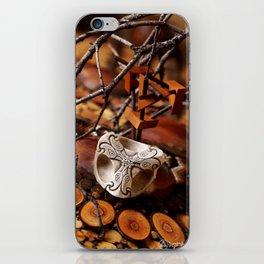 Terrestrial Perception iPhone Skin