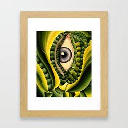 Naturaleza Irreal Framed Art Print