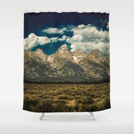Mountain Summer Escape Shower Curtain