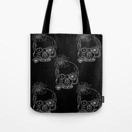 Mum Skulls Tote Bag