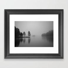 Loch Eilein Morning Framed Art Print