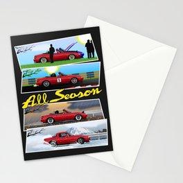 Mx5 All Season Stationery Cards