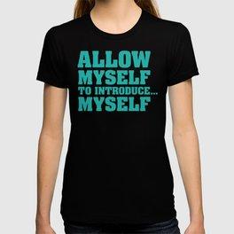 allowmyselfsmoke_fullpic jp T-shirt