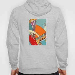 Crazy Abstract Hoody