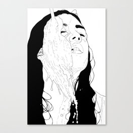 Milk Canvas Print