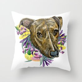 Effie Throw Pillow