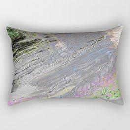 Chromascape 7 (Watkins Glen, NY state) Rectangular Pillow