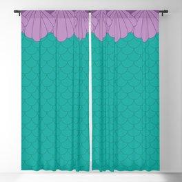 Mermaid Blackout Curtain
