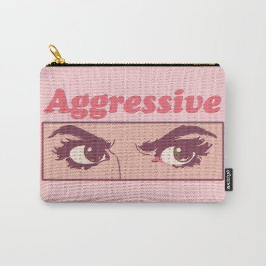 Aggressive by madelinelormbrek
