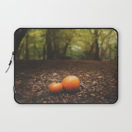 Family Pumpkin Laptop Sleeve