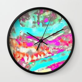 Ruttun Wall Clock