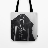 rug Tote Bags featuring RUG by Zara Staples Photography