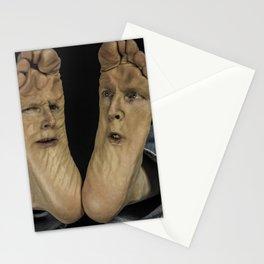 Agony of Da Feet Stationery Cards