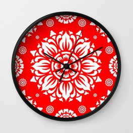 PATTERN ART12 Wall Clock
