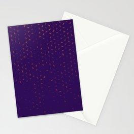 cancer zodiac sign pattern po Stationery Cards