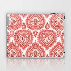 Decorative Red Laptop & iPad Skin