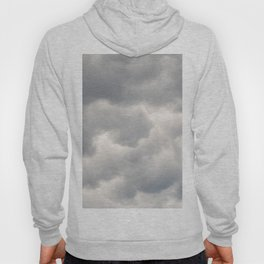 A bunch of rainy clouds Hoody