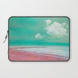 SILENT BEACH Laptop Sleeve