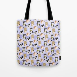 Jenna marbles dog design Tote Bag