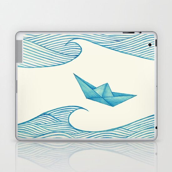 High Seas Laptop & iPad Skin