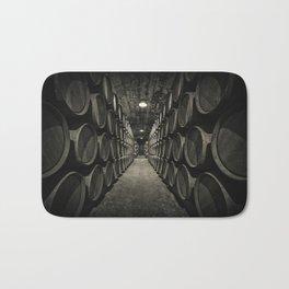 World of barrels Bath Mat