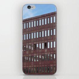 Amsterdam Conversation iPhone Skin