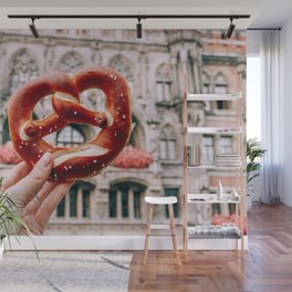 Tie the Knot | Munich, Germany Wall Mural