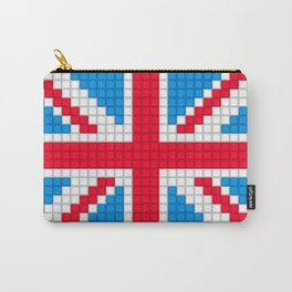Union Jack by Qixel Carry-All Pouch
