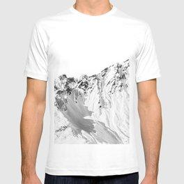 Mountain - Close to the edge T-shirt