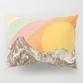 Mountainscape 1 Pillow Sham