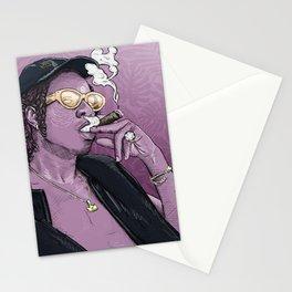 Joey Bada$$. (purp) Stationery Cards