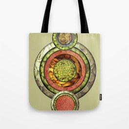 Tris Food Tote Bag