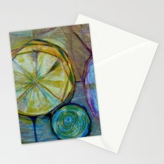 Lemons Juice the Juice of Life Stationery Cards