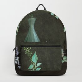 The Gracefulness of Leaves Backpack