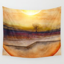 LoneTree 03 Wall Tapestry
