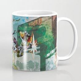 B-Side Low Ride Coffee Mug