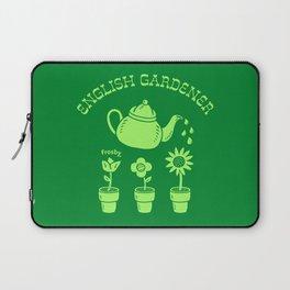 English Gardener Laptop Sleeve