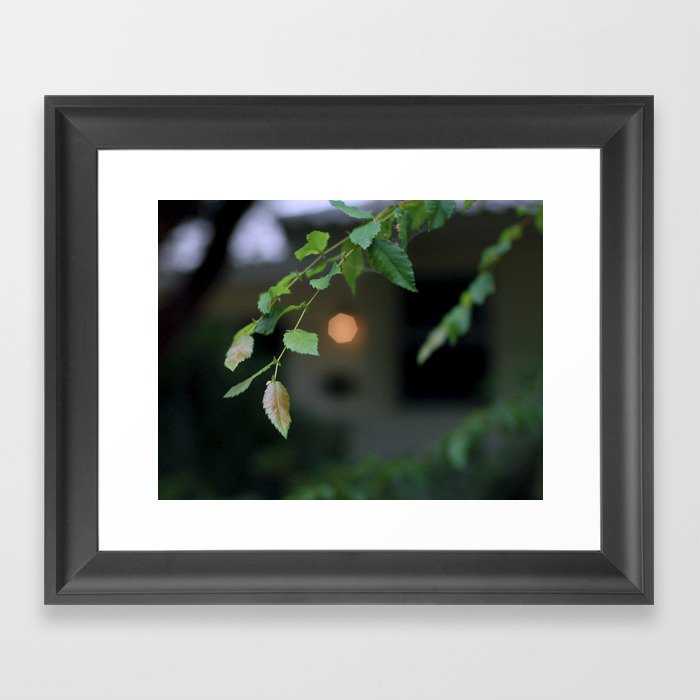 Home Is Where I Want To Be Framed Art Print By Zoegreen Society6