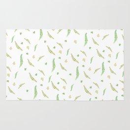 Greenery pattern Rug