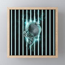 System Shutdown Framed Mini Art Print