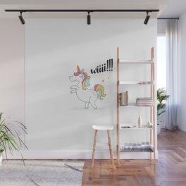 Unicorn wiii Wall Mural
