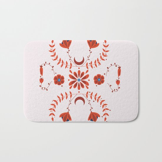Botanic Dream Bath Mat