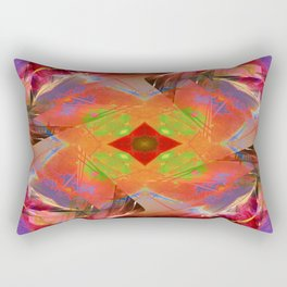 Tangent Rectangular Pillow