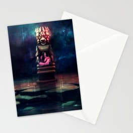 Who is That Girl I See? Stationery Cards