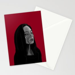 Bad Blood II Stationery Cards