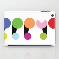 logo iPad Cases featuring Logo by PPPYO