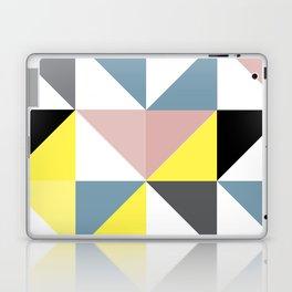 Triangle Scandinavian Art Laptop & iPad Skin